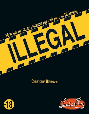 Illegal rulebook cover